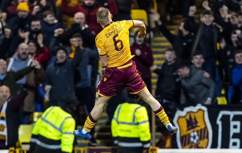 Motherwell claim emphatic win over Ross County