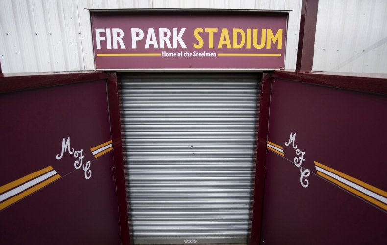 Fir Park closed