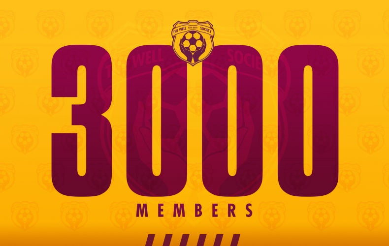 Well Society reach 3,000 members