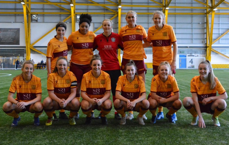 'Well lose to Forfar in SWPL Cup