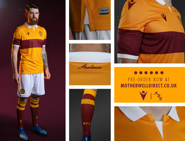 Motherwell Fc Scottish Premiership Football Fan T Shirt