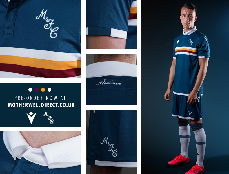 Introducing Our 2020 21 Away Kit Motherwell Football Club