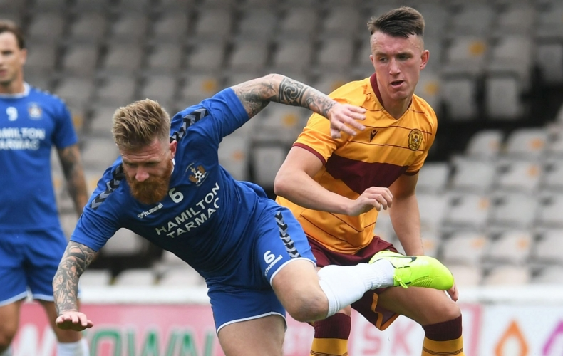 Motherwell lose in Kilmarnock friendly
