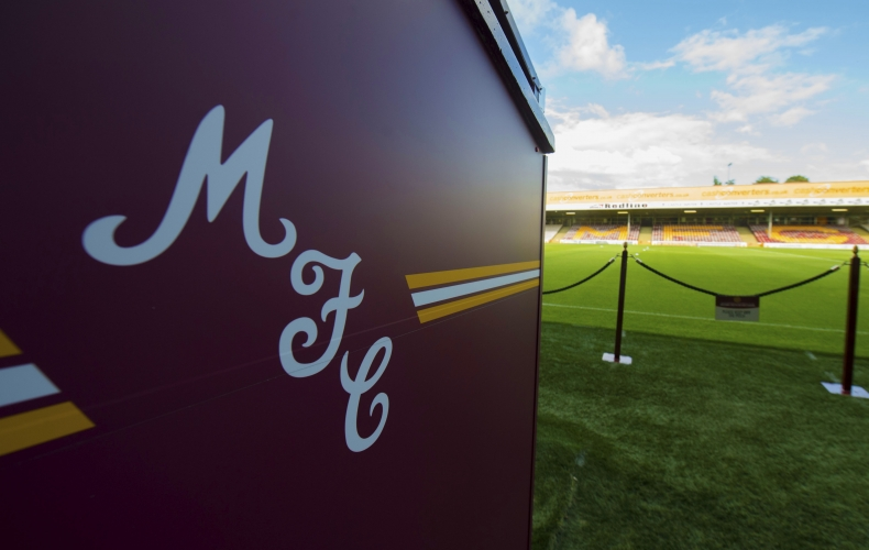 How to watch closed door Motherwell games