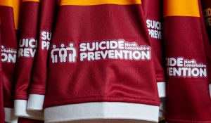 We're working to tackle suicide