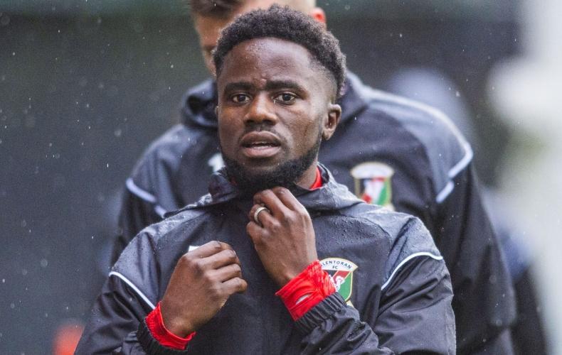Gaël Bigirimana returns to Fir Park with Glentoran