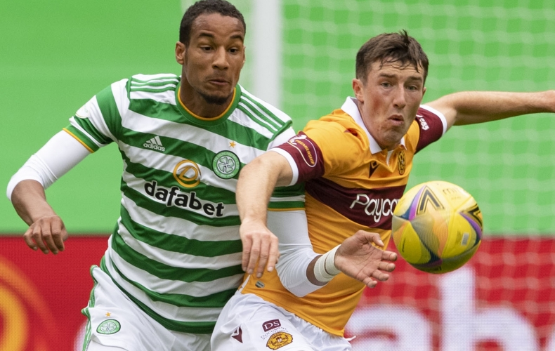 Celtic 3-0 Motherwell