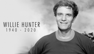 Willie Hunter (1940-2020)