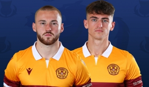 Duo in Scotland Under 21 squad
