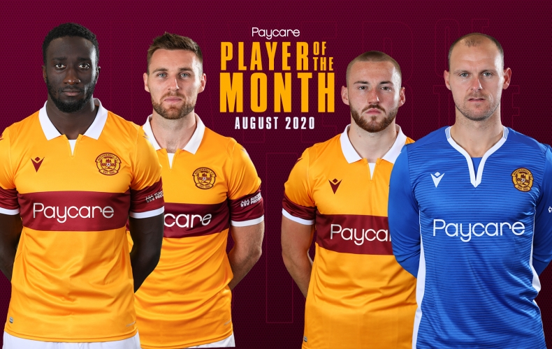 Choose your Player of the Month for August