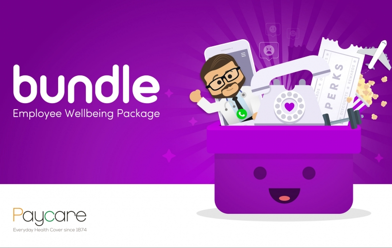 Paycare's Bundle Wellbeing package for employers