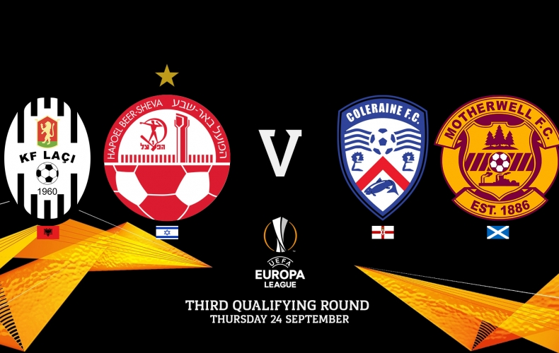 UEFA Europa League third qualifying draw