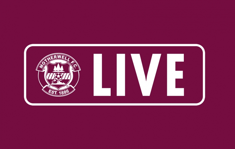 Watch a live stream of Kilmarnock v Motherwell