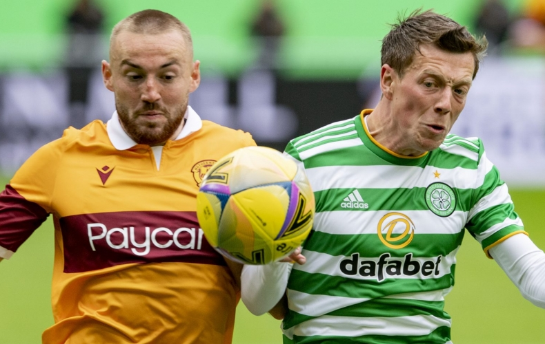 Celtic match picked for TV