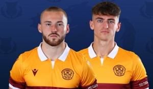 Duo called into Scotland Under 21 squad