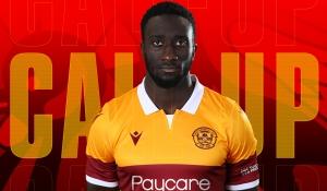 Bevis Mugabi called into Uganda squad
