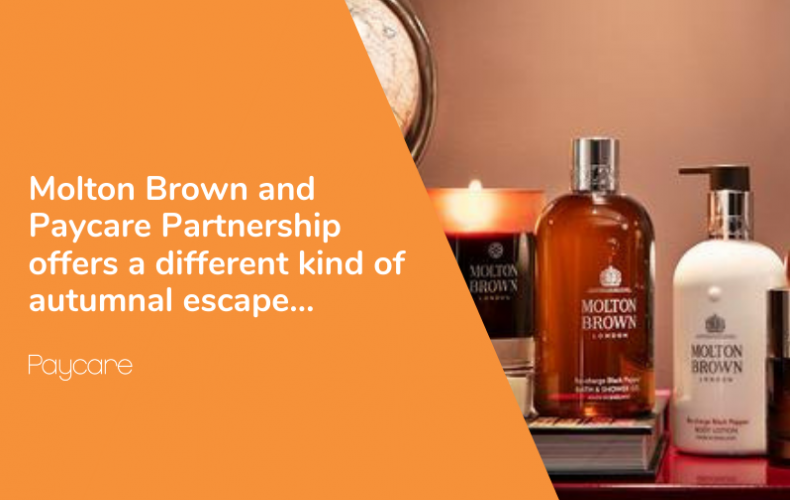 Enjoy Molton Brown discounts thanks to Paycare