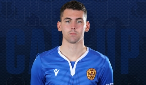 PJ Morrison called up to Scotland Under 21s