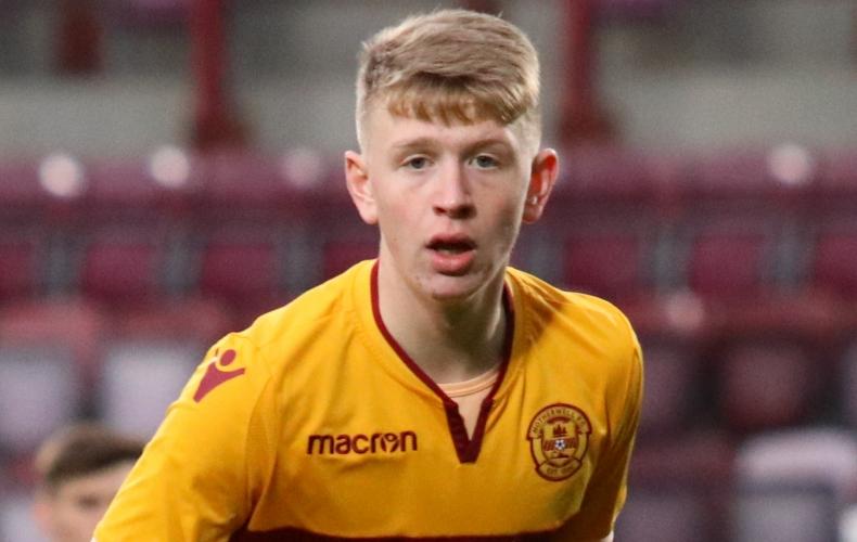 Stuart McKinstry making strides with Leeds United