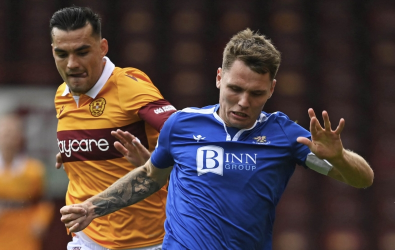 How to watch St Johnstone v Motherwell
