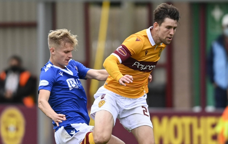 Live stream of Motherwell v St Johnstone cup tie