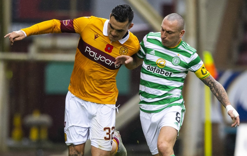 Motherwell 1-4 Celtic