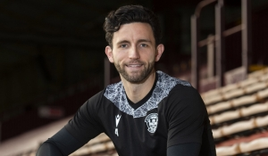 Ricki Lamie looks ahead to St Johnstone cup tie