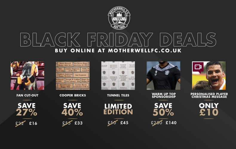 Your Black Friday deals