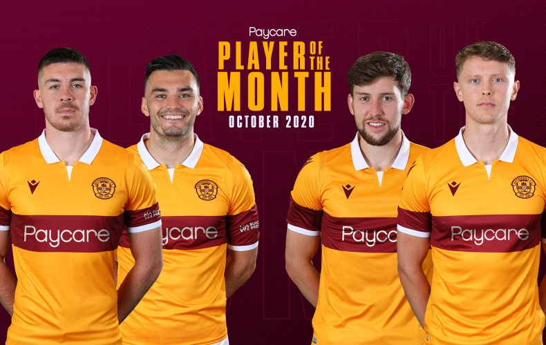 Pick your October player of the month