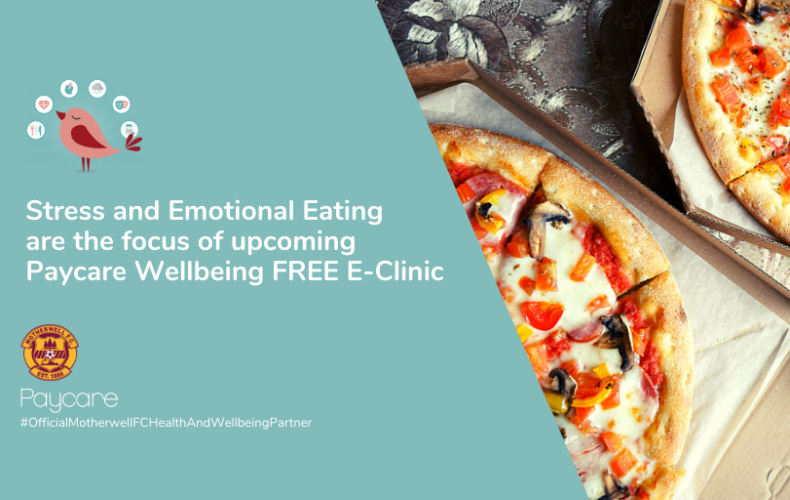 Stress and emotional eating e-clinic from Paycare