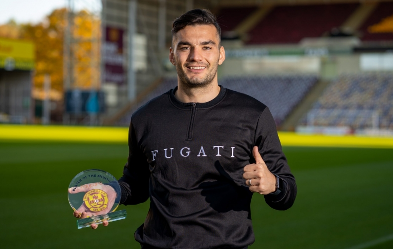 Tony Watt is your October Player of the Month