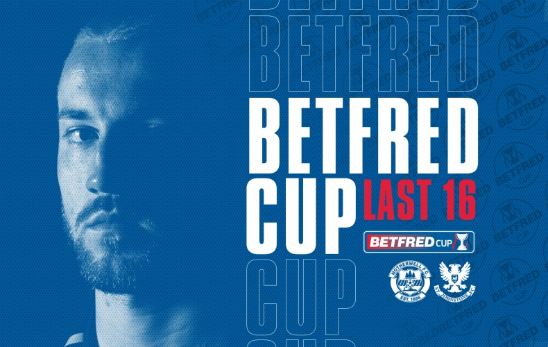Motherwell draw St Johnstone in Betfred Cup