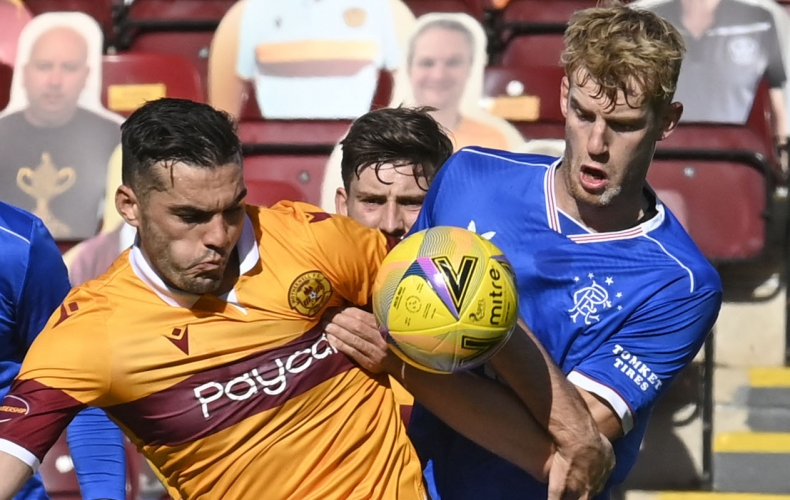 How to watch Rangers v Motherwell