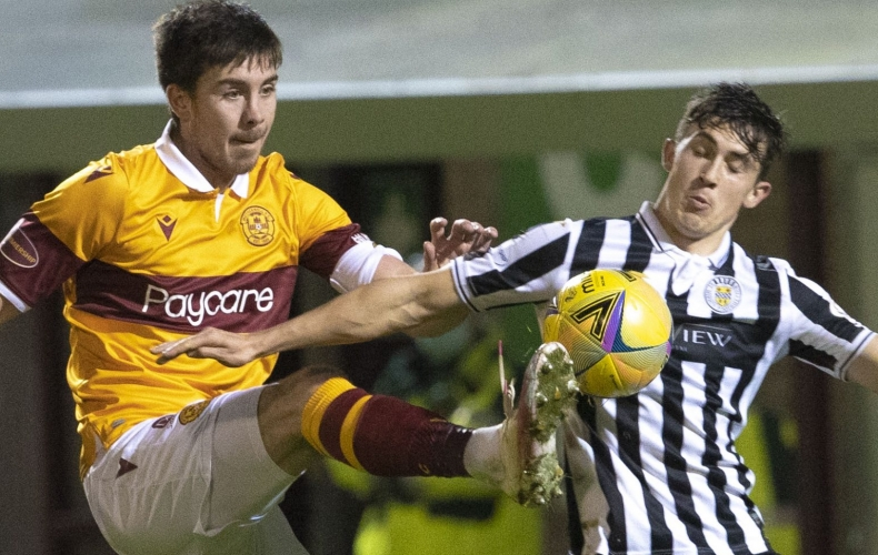 Motherwell 0-1 St Mirren
