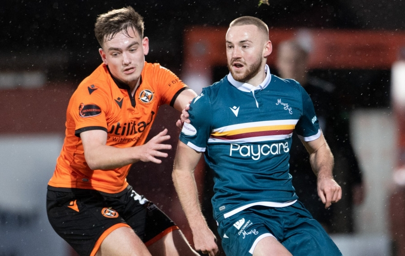 Dundee United 1-1 Motherwell
