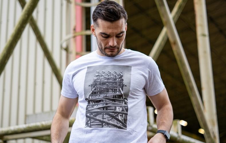 Shop the ML1 T-shirt range