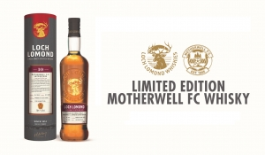 Don't miss out on limited edition Motherwell FC Loch Lomond whisky