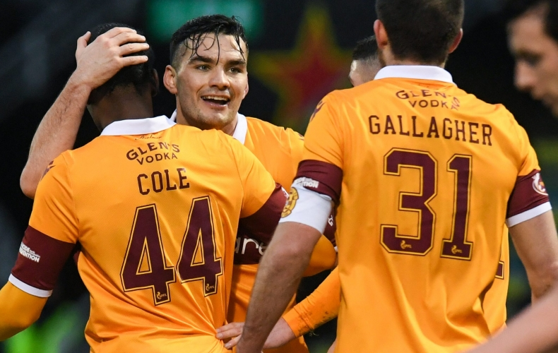 St Mirren 1-1 Motherwell