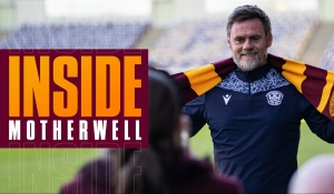 Inside Motherwell // A new beginning