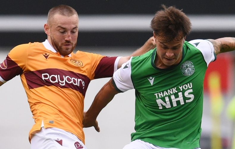 How to watch Hibernian v Motherwell