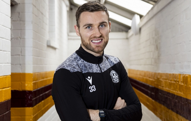 Stephen O'Donnell looks ahead to St Mirren