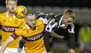 St Mirren 0-0 Motherwell
