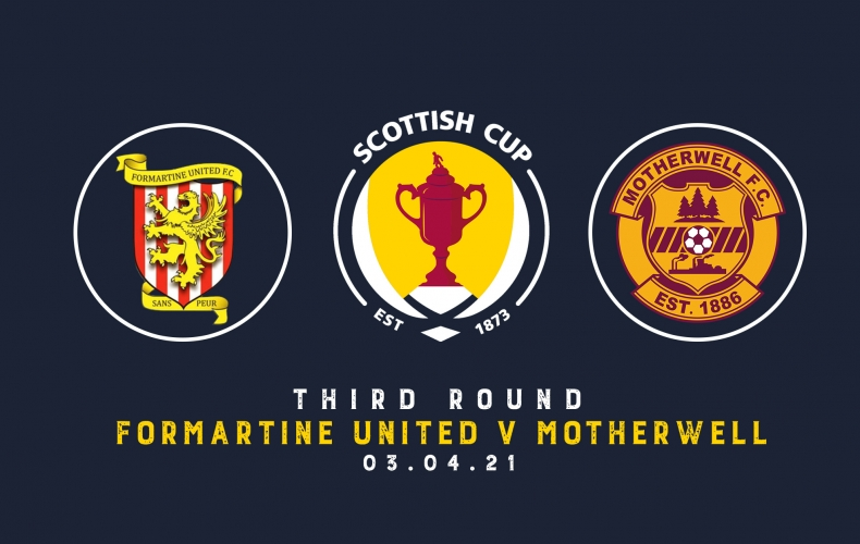 Motherwell to face Formartine United in Scottish Cup