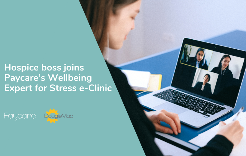 Join Paycare's stress and workplace wellness e-clinic