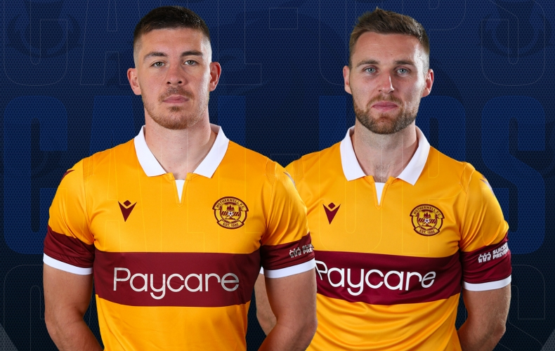 Gallagher and O'Donnell called into Scotland squad
