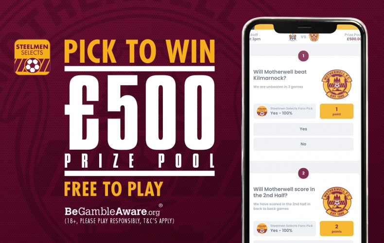 Win with our new Steelmen Selects predictor