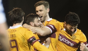 Motherwell through to Scottish Cup quarter-finals