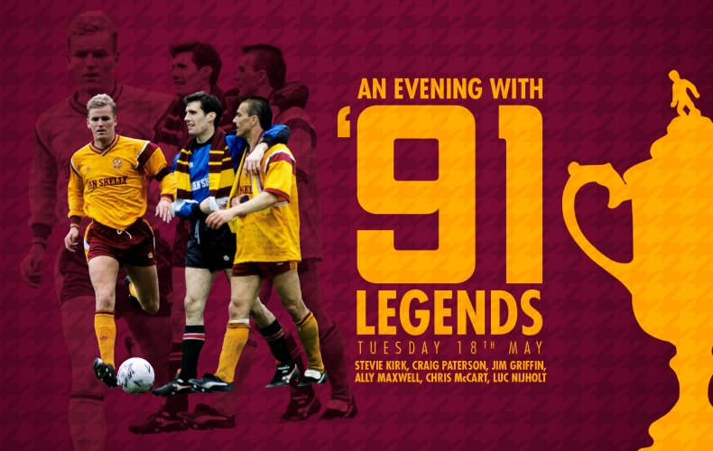 An evening with '91 legends