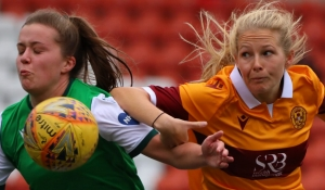 Defeat at Hibernian in SWPL1