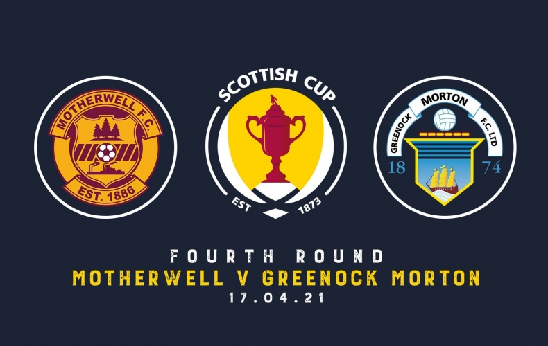 Morton at home in Scottish Cup